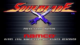 Screenshot Thumbnail / Media File 1 for Soul Blade [NTSC-U]
